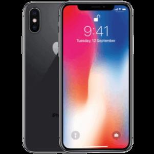 Naprawa wymiana Szybki Serwis iPhone X