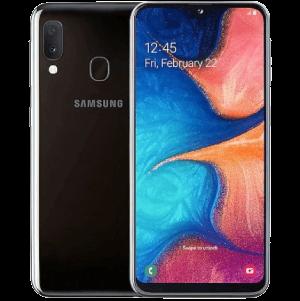Naprawa wymiana Szybki Serwis Samsung A20e